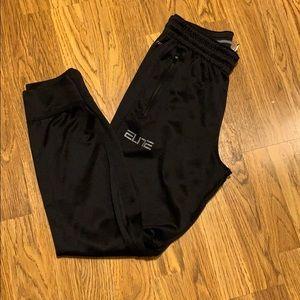 Black Nike Elite Joggers